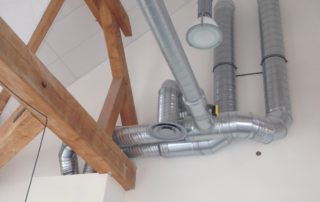 Ferme de Bressieux - Bassens plafond
